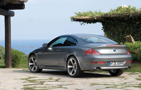Be A Designer BMW 6 Series Coupe 03