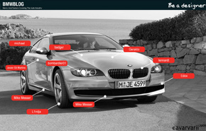 Be A Designer BMW 6 Series Coupe 14