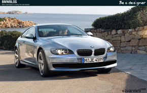 Be A Designer BMW 6 Series Coupe 01