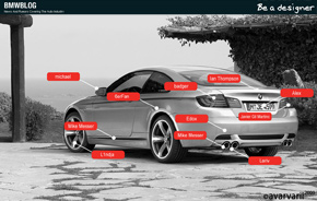 Be A Designer BMW 6 Series Coupe 15