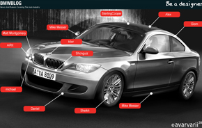 Be A Designer BMW 135i Coupe 14