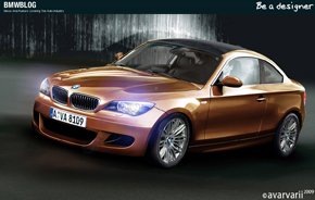 Be A Designer BMW 135i Coupe 05