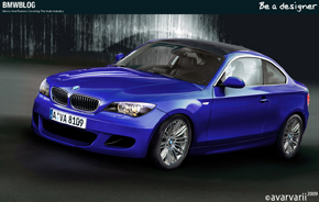 Be A Designer BMW 135i Coupe 01