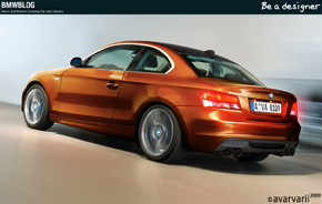 Be A Designer BMW 135i Coupe 08