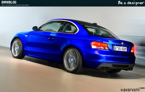 Be A Designer BMW 135i Coupe 04