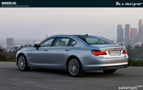 Be A Designer BMW 7 Series 04