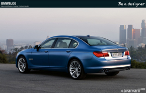 Be A Designer BMW 7 Series 11