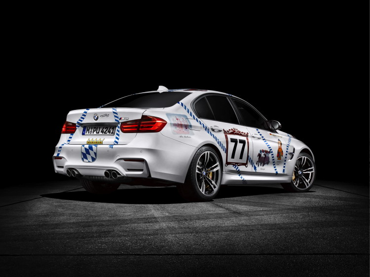 """BMW M3 in """"Münchner Wirte"""" images 02 750x562"""