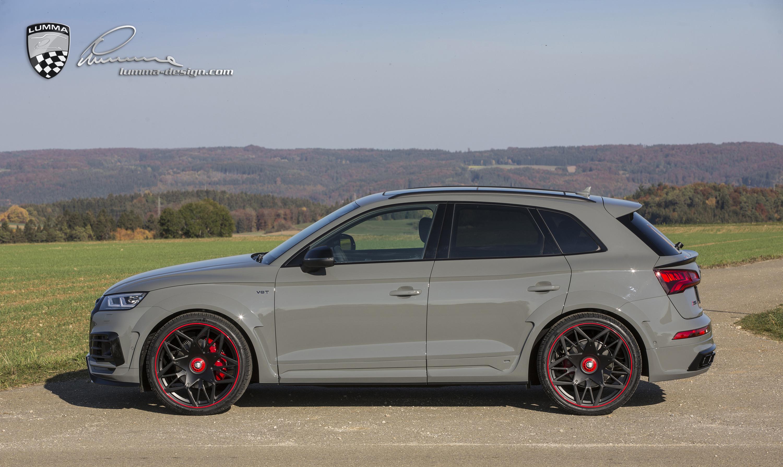 Lumma-Design Audi SQ5 looks much more aggressive