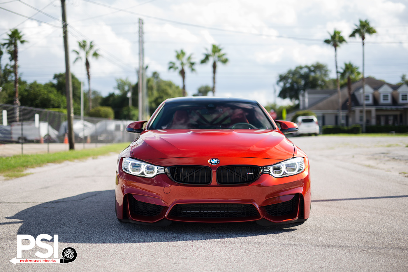 BMW F82 M4 – BC Racing Prototype Coilover Testing 6