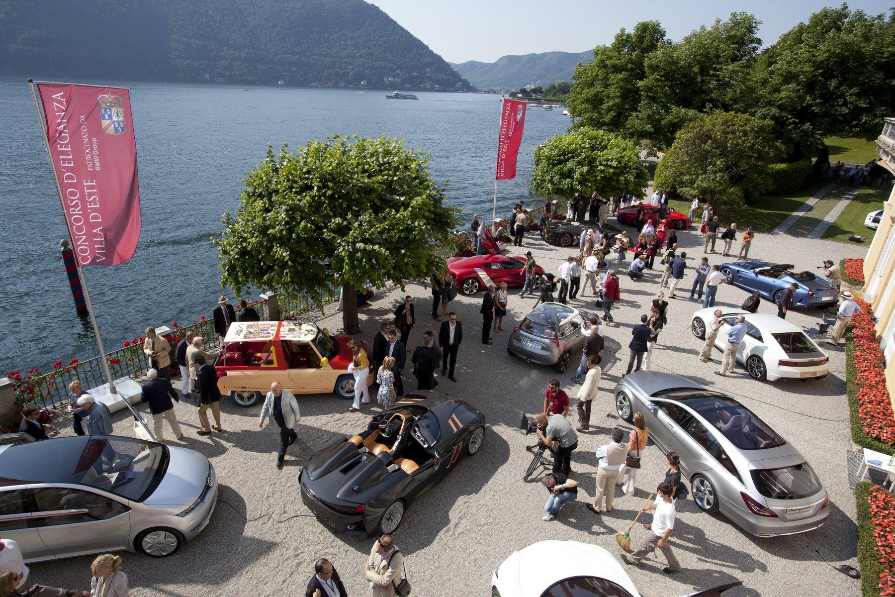 Concorso d'Eleganza Villa d'Este 2011 14