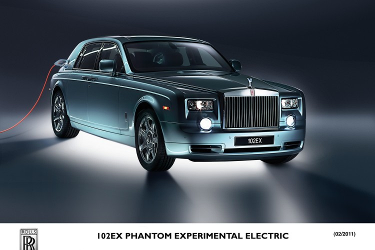 """Bespoke """"Silent Shadow"""" could be the first electric Rolls-Royce"""