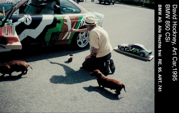 David Hockney's BMW Art Car 01 750x476