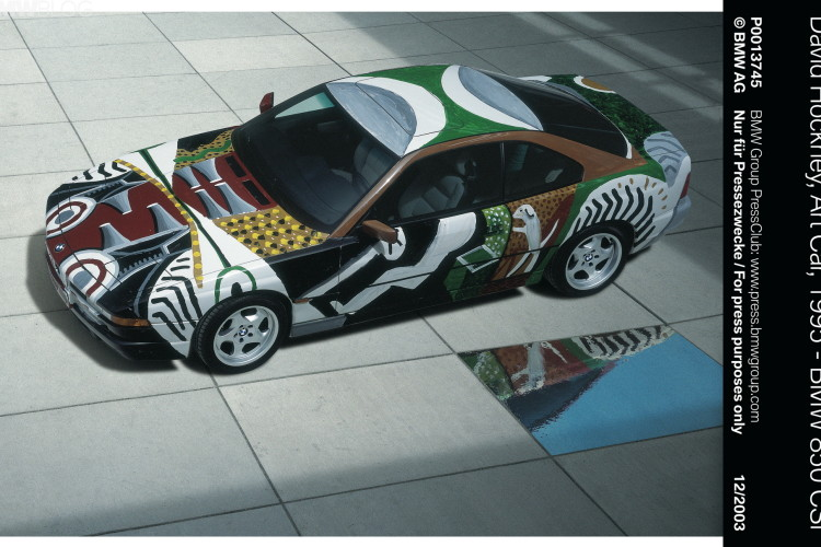 David Hockney's BMW Art Car 02 750x500