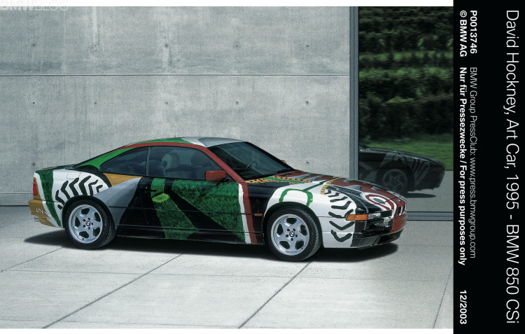 David Hockney's BMW Art Car 03 750x477