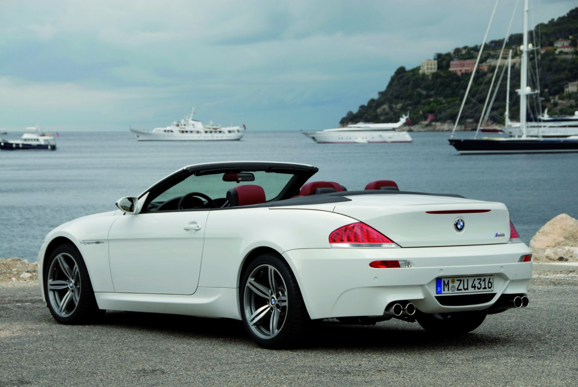 BMW announces end of M6 production