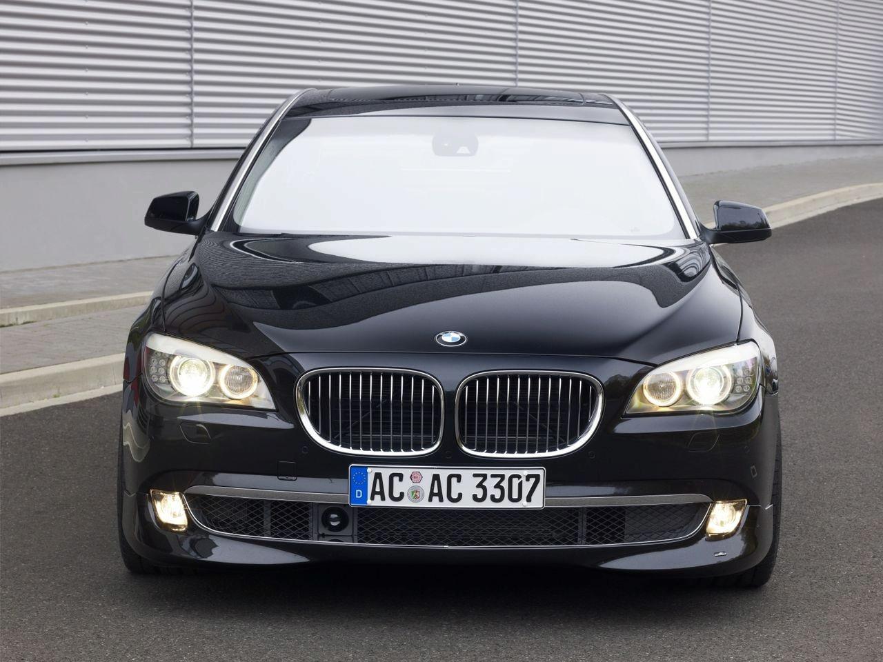 AC Schnitzer BMW 7-Series F01/F02