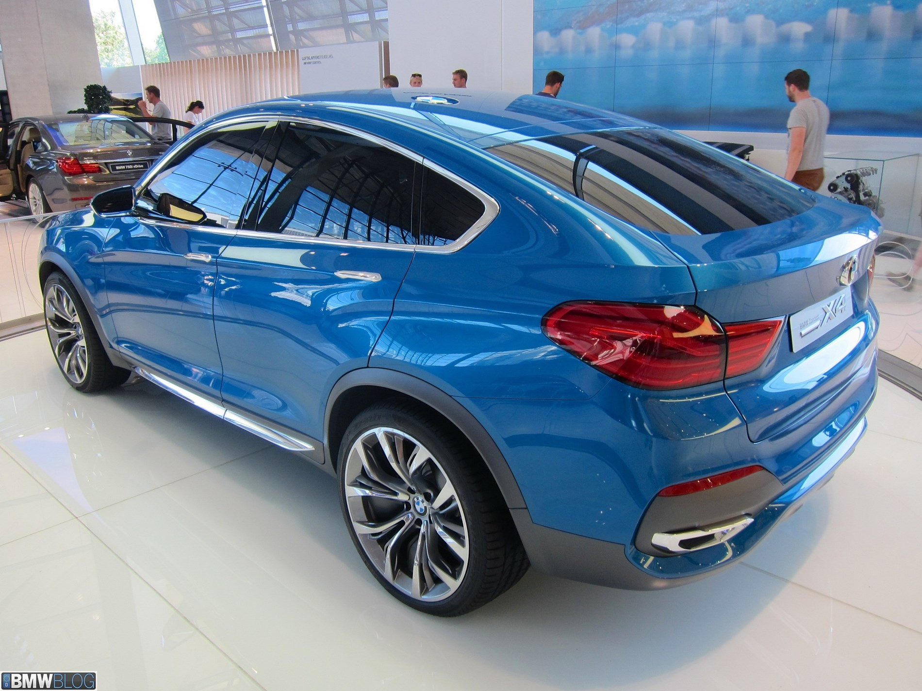 Top BMW X4, X3, and X6 styling comparison - BMW X4 Forum &OC_62